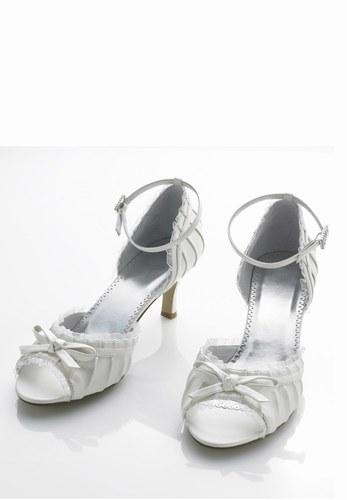topánky biele/ivory - veľkosti 36-41, 38