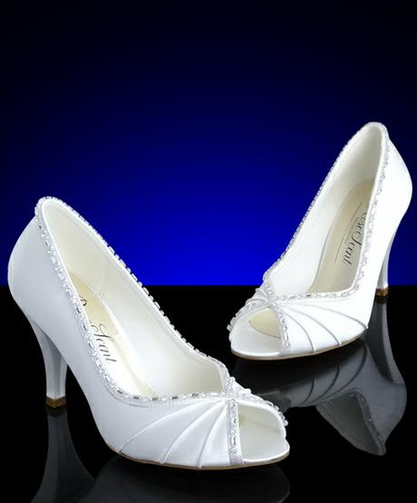 topánky biele - veľkosti 41, 39