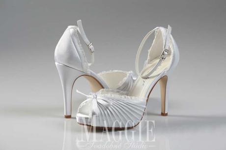 Topánky Charlotte biele - veľkosti 36-40 , 37