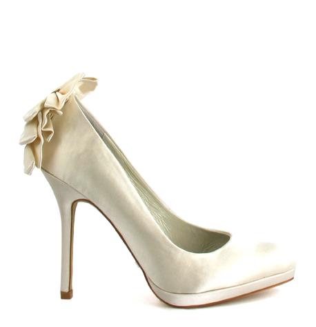 Topánky Menbur Naia - veľkosť 39, 39