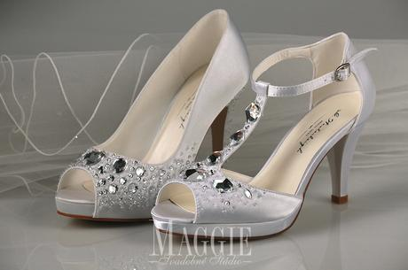 Topánky Victoria biele - veľkosti 38 a 40, 38