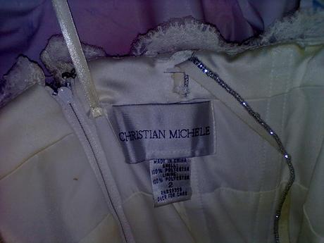 svadobné šaty, závoj, rukavičky, topánočky, 36