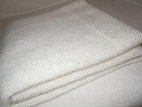 Rucne pletena deka,