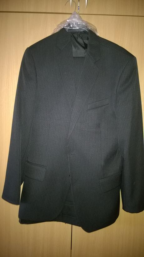 Pánský oblek komplet 44/176, 36
