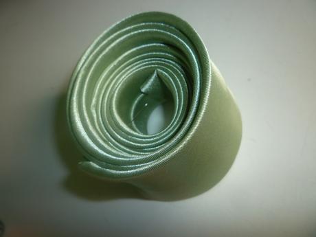 Slim kravata khaki,