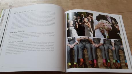 Kniha Svatba - Svatební design,