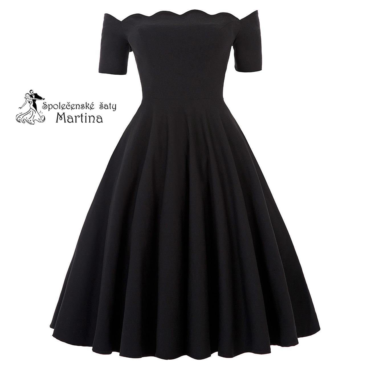 Společenské šaty - koktejlové šaty - koktejlky 032ea79e06