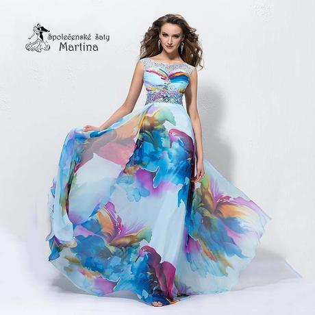 Luxusní-společenské-plesové šaty, 38