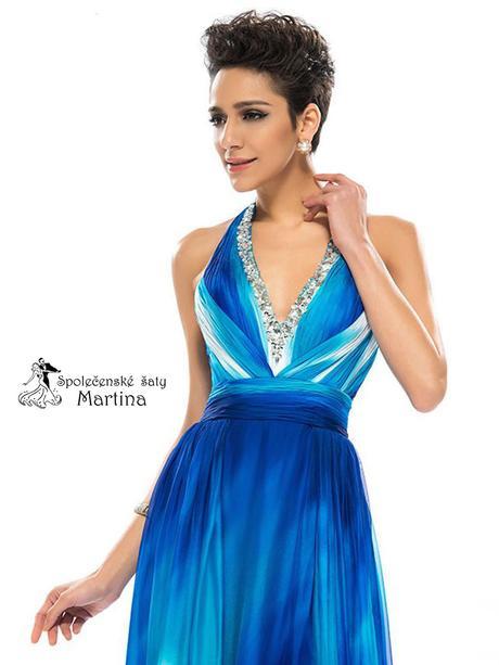 Luxusní-společenské-plesové šaty, 40