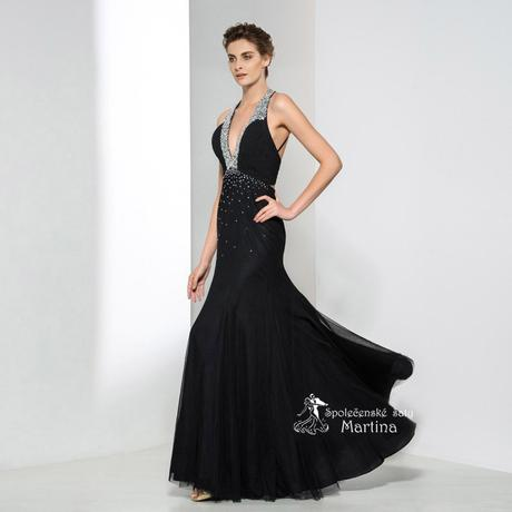 Luxusní-společenské-plesové šaty, 42