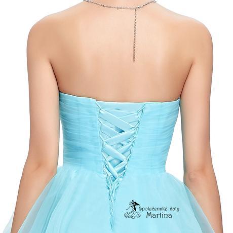 Maturitní šaty-pro družičky-do tanečních, 42