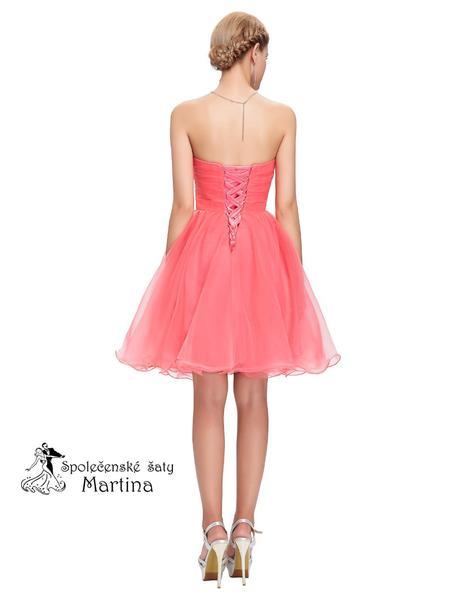 Maturitní šaty-pro družičky-do tanečních, 44