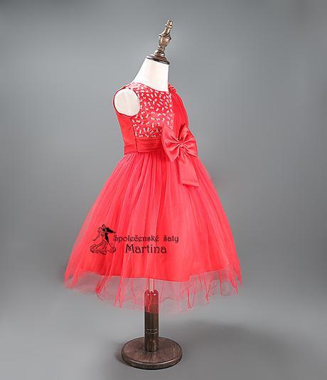 Šaty pro družičku , 110