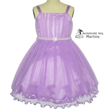 Šaty pro družičku, 116