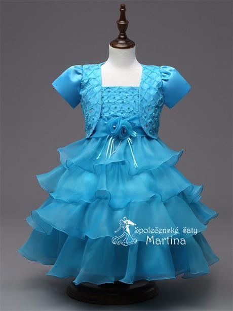 Šaty pro družičku , 128