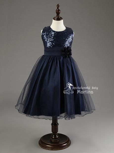 Šaty pro družičku, 128