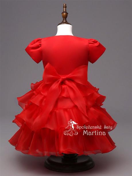 Šaty pro družičku , 134