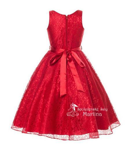 Šaty pro družičku 6-12 let, 116