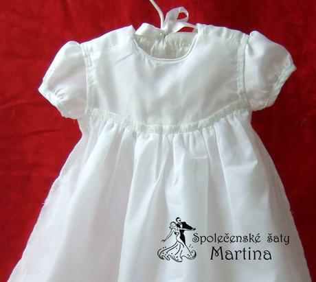 Šaty pro družičku i křest, 10 - 24 měs., 92