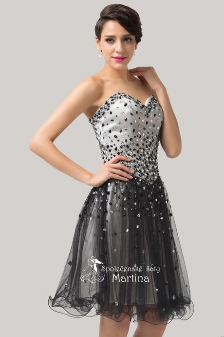 Společenské-maturitní-plesové šaty-do tanečních, 36
