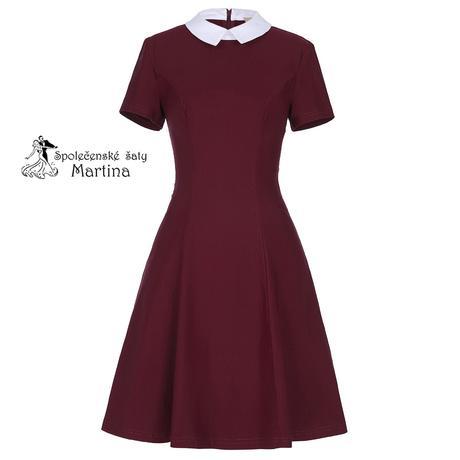 Společenské šaty - Koktejlové šaty - Koktejlky, L