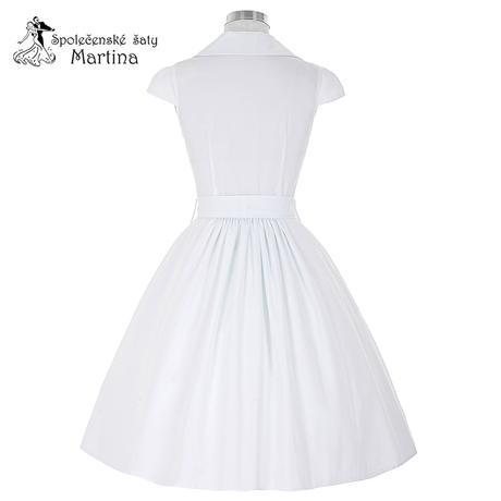 Společenské šaty - Koktejlové šaty - Koktejlky, S