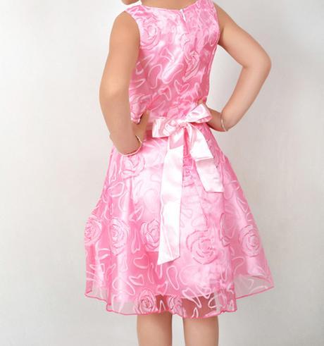 Společenské šaty pro družičku 3-12 let, 146