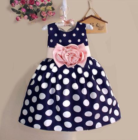 Společenské šaty pro družičku 3-8 let, 122