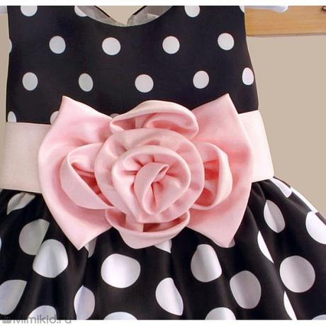 Společenské šaty pro družičku 3-8 let, 128