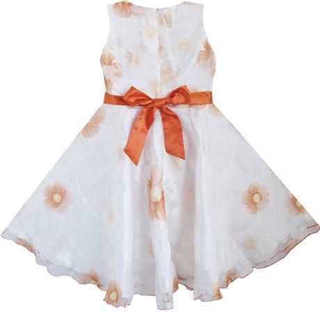 Společenské šaty pro družičku 4-12 let, 110