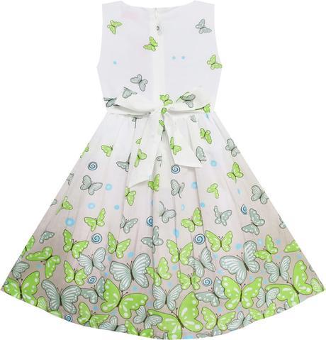 Společenské šaty pro družičku 4-12 let , 134