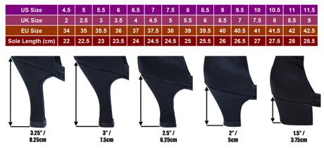 Společenské taneční boty vel. 34-42,5, 39