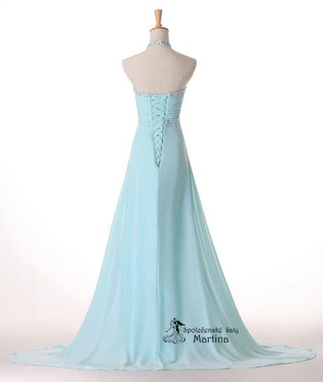 Svatební šaty bledě modré , 32