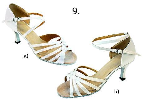 Svatební/taneční boty mnoha stylů, vel. 34-42,5 , 34