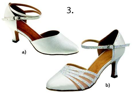 Svatební/taneční boty mnoha stylů, vel. 34-42,5 , 35