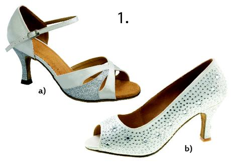 Svatební/taneční boty mnoha stylů, vel. 34-42,5 , 38