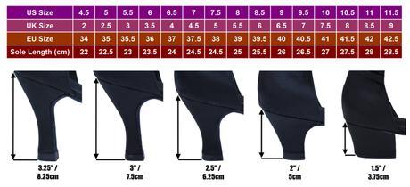 Taneční boty mnoha stylů vel. 34-42,5 , 38