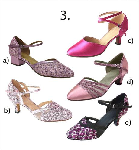 Taneční boty mnoha stylů vel. 34-42,5 , 40