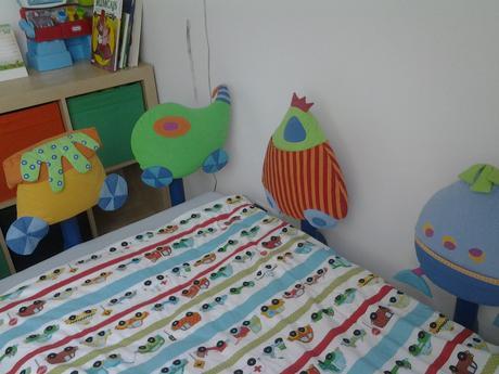 Dětská postel Haba Fantasy Voyage,