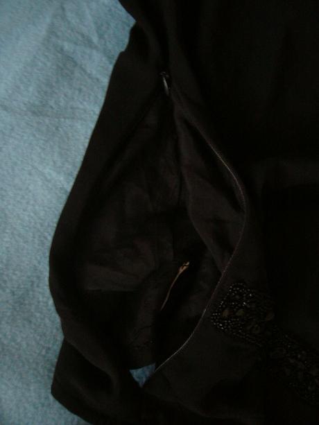 Černý top vel. 36 zn. Vero Moda, S