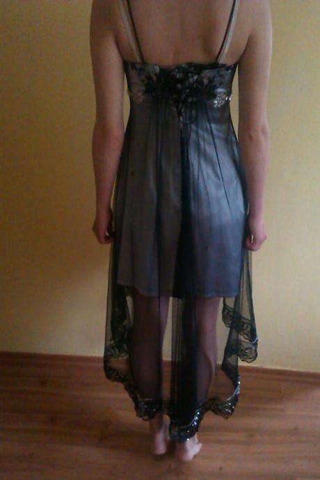 elegantné šaty 38-40, 38
