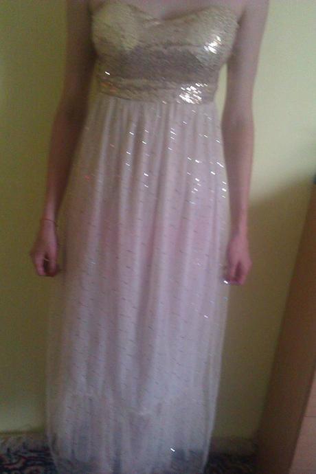 Éterické šaty XL, XL