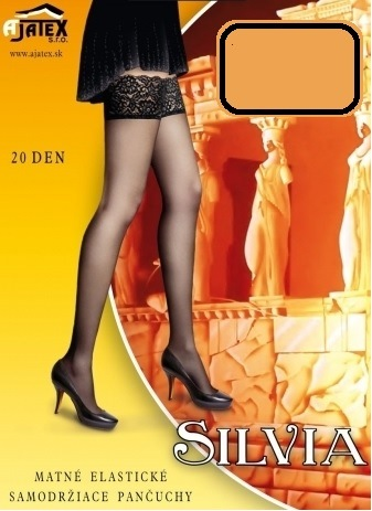 Samodržky Silvia telová farba, veľkosť S/M, M
