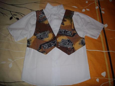 Siatočna košeľa, 140