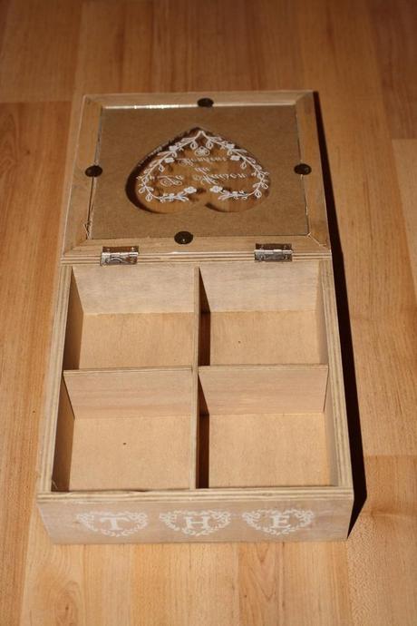 krabička na čaj,