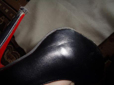 čierne topánočky, 36
