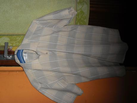 Kockovaná košeľa - 38, 38