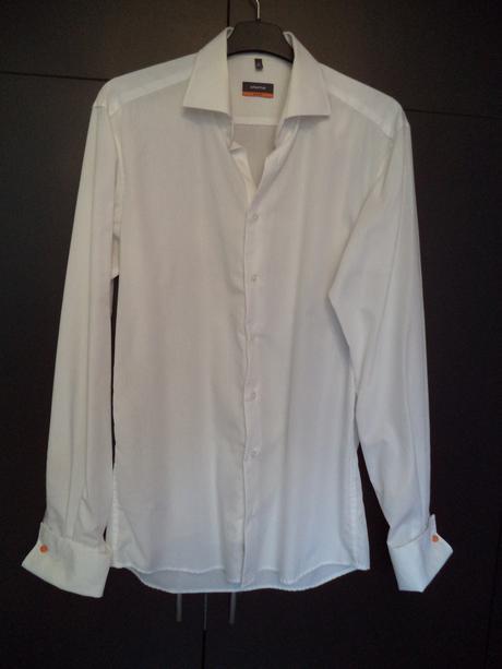 Svadobná košeľa Eterna, 40