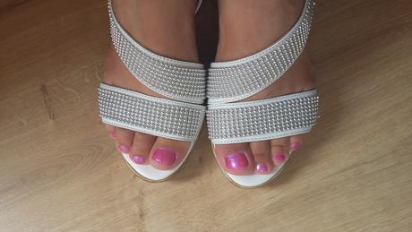 Elegantné sandálky, 37