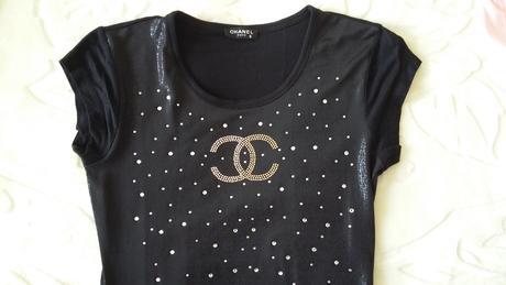 Elegantné tričko, S